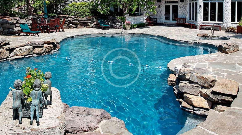 Installazione nuove piscine